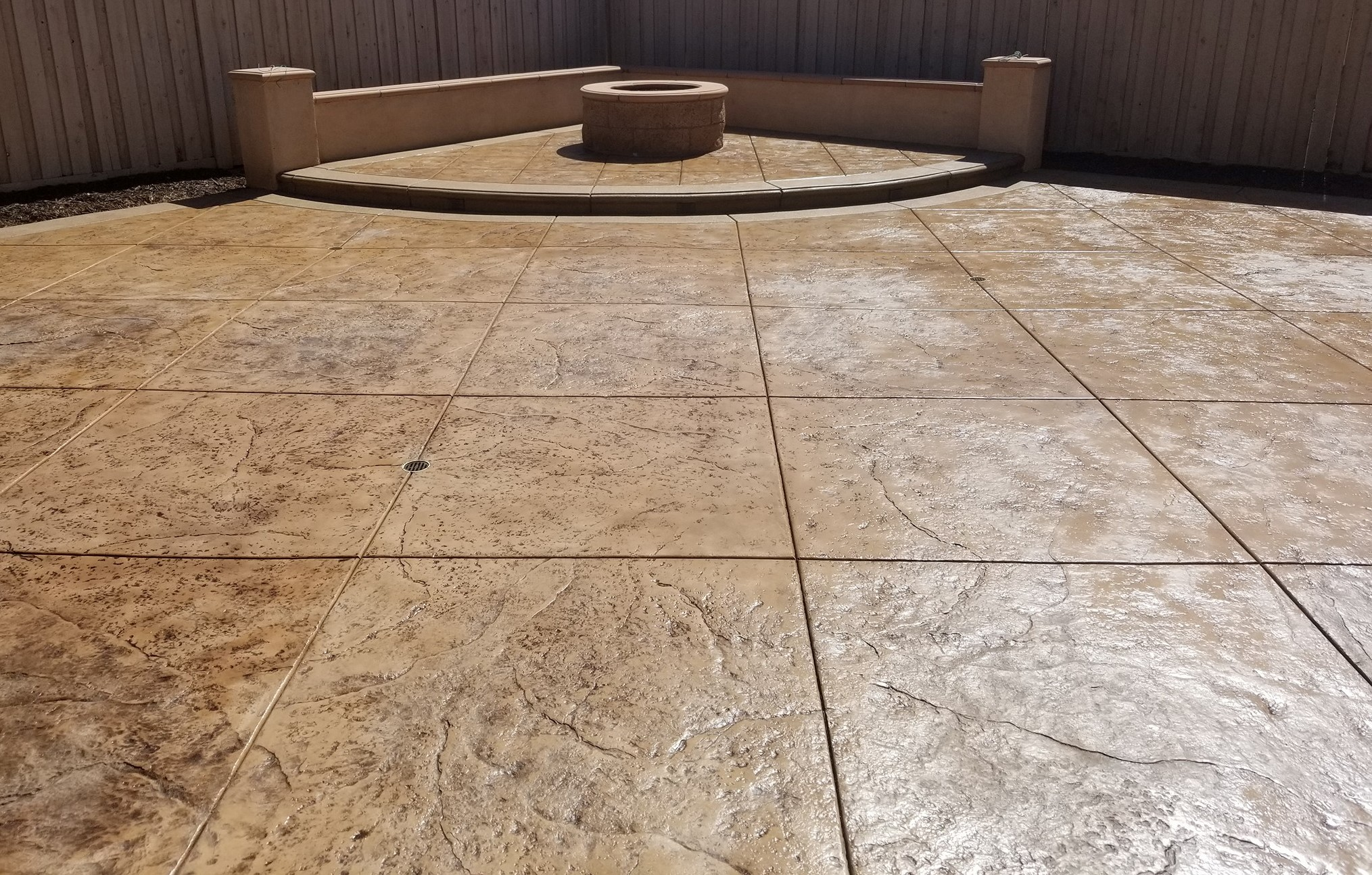 Decorative concrete Milwaukee WI