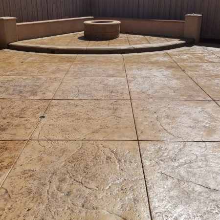 Decorative concrete Milwaukee WI